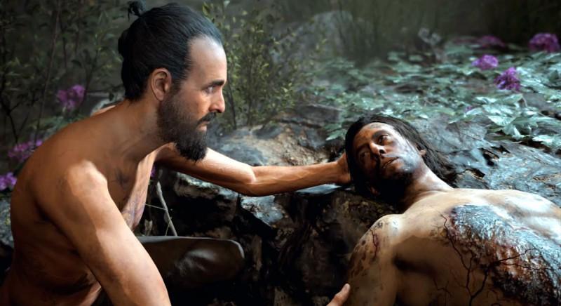 Иосиф и побежденный Итан