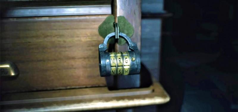 Код замка MRG