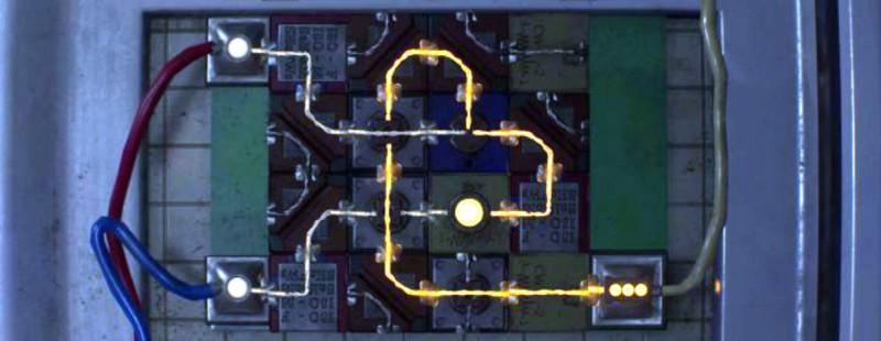 Решение задачки с проводами
