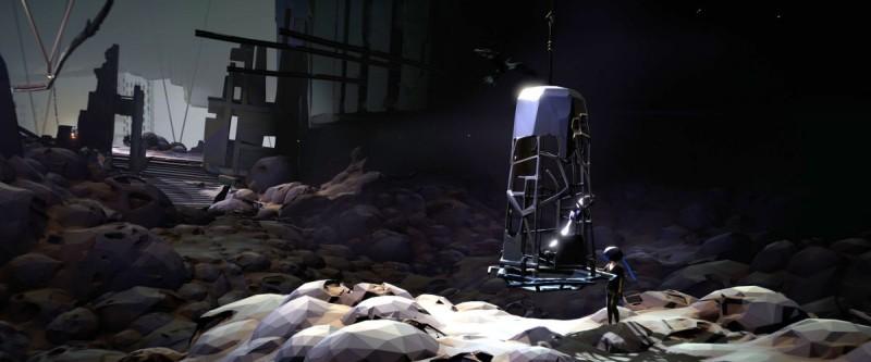 Скриншот игры Vane