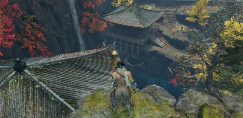 Храмовый двор