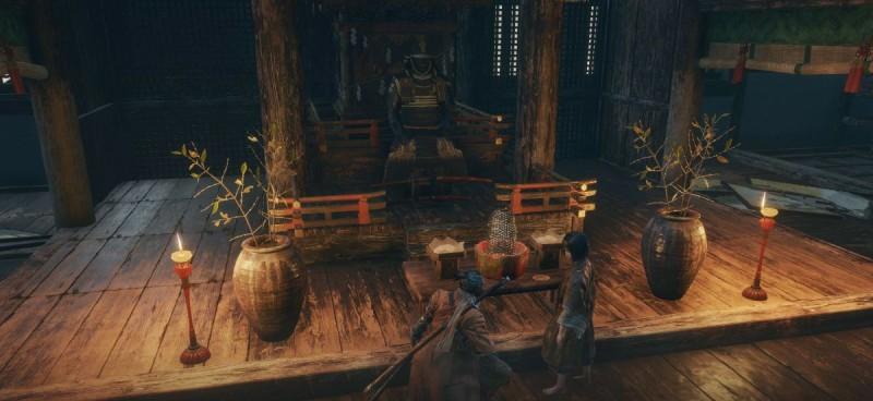 Ритуал с Куро