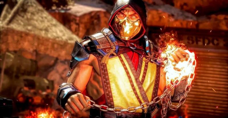 Огненный Скорпион