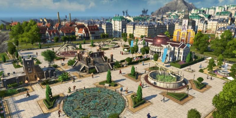 Город и его жители