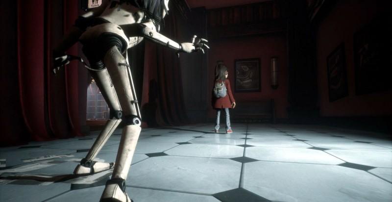Скриншот игры Гилт
