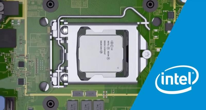 На базе процессора Интел Ксеон