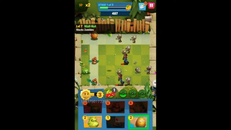 Скриншот альфа-версии