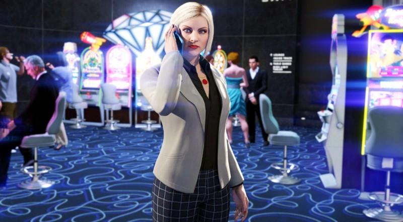 Администратор казино в ГТА Онлайн