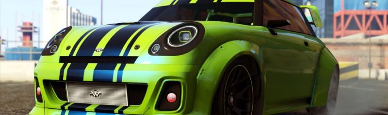 Автомобили в GTA Online