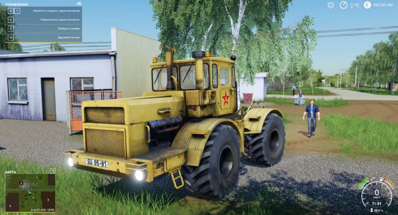 К-700 Кировец Farming Simulator 2019