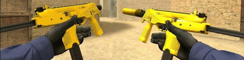 Пистолет-пулемет MP9 Бульдозер