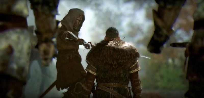 Мессир Николай убивает отца