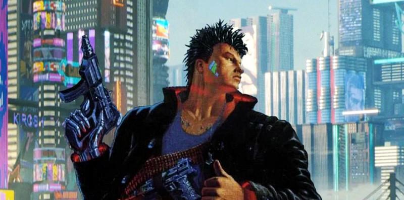 Герой игры Cyberpunk 2020