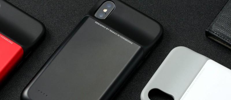 Айфон в аккумуляторном чехле
