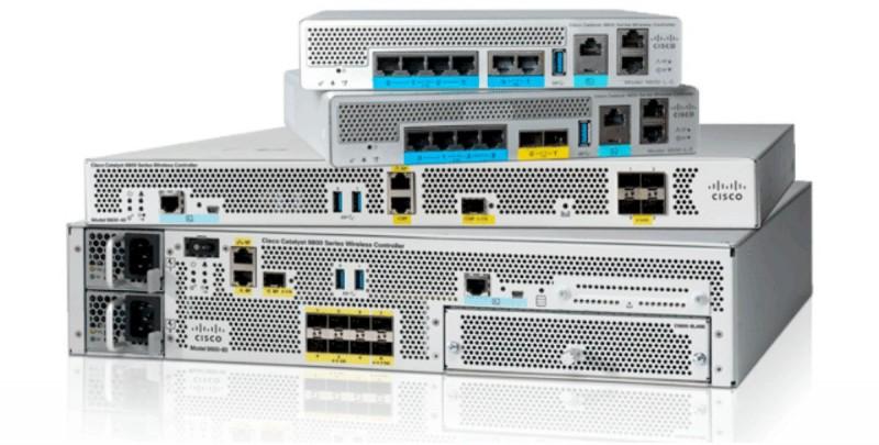 LAN Cisco Catalyst 9800-L