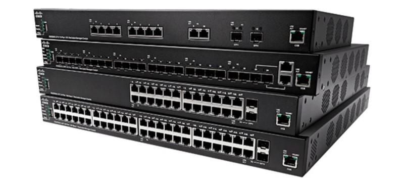 Коммутаторы Cisco для малого бизнеса