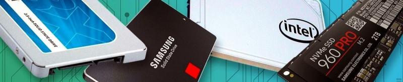 Жесткий диск или SSD