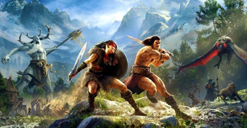 Conan Exiles лишилась защиты Denuvo, но улучшила оптимизацию