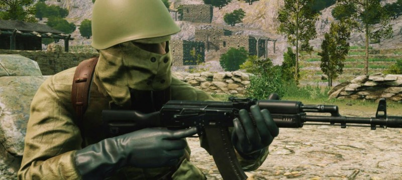 Скриншот Operation Harsh Doorstop