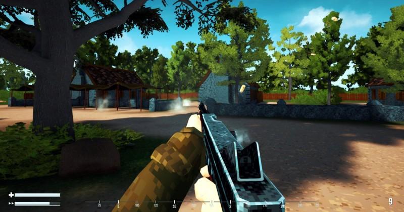 Скриншот Warfare 1944