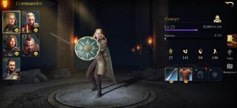 The Lord ofthe Rings: Rise toWar – мобильная игра по «Властелину колец»