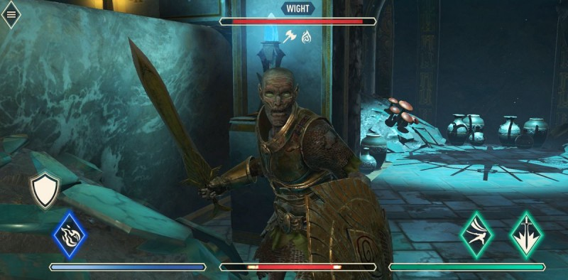 TES Blades скриншот