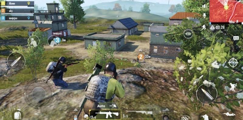 PUBG Mobile скриншот