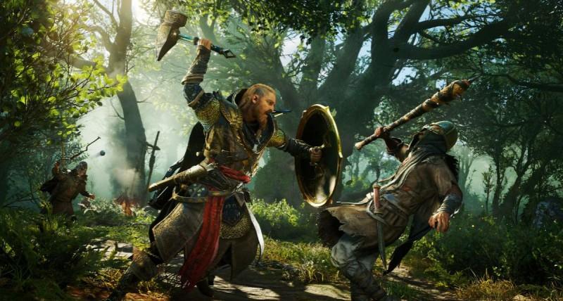 Assassins Creed Valhalla скриншот