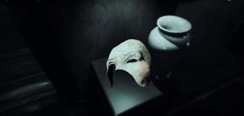 Разбитая маска