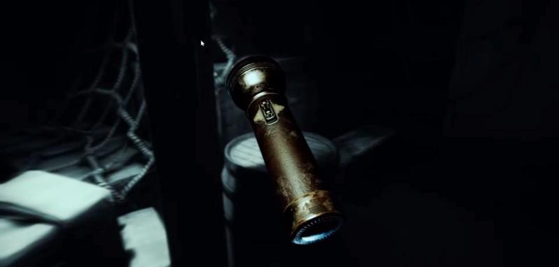 Сломанный фонарик