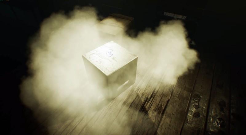 Гнилое мясо под этой коробкой