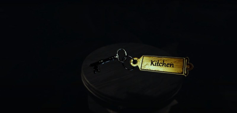 Ключи на кухню