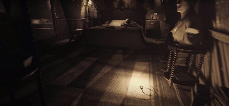 Заходим в спальню