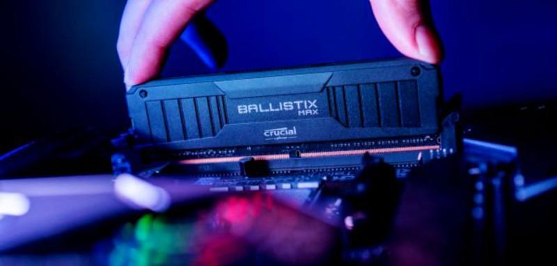 Crucial Ballistix
