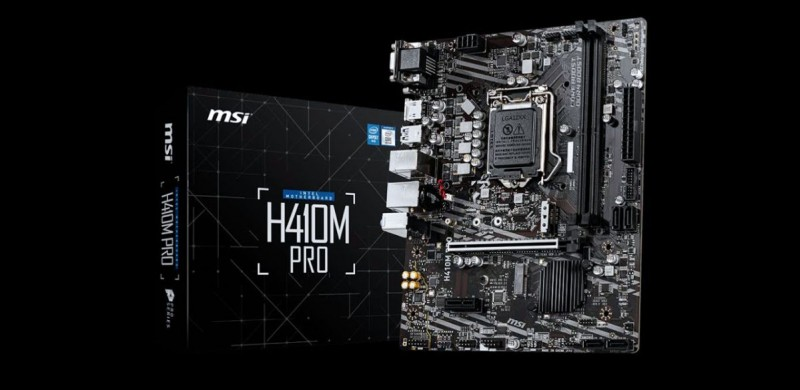 MSI H410M PRO