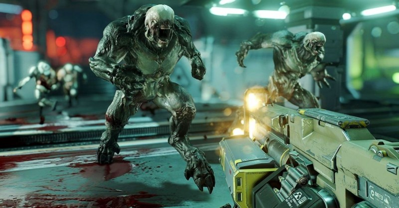 Doom для VR