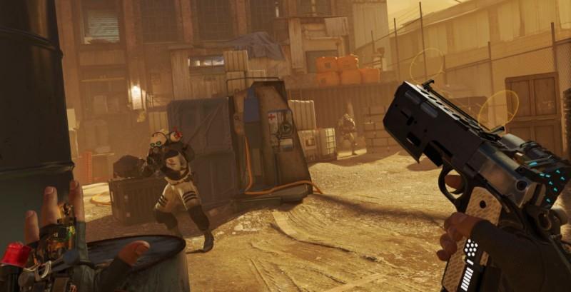 Half-Life VR скриншот