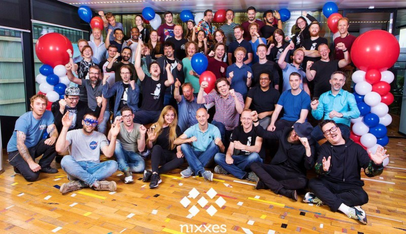 Участники Nixxes Software