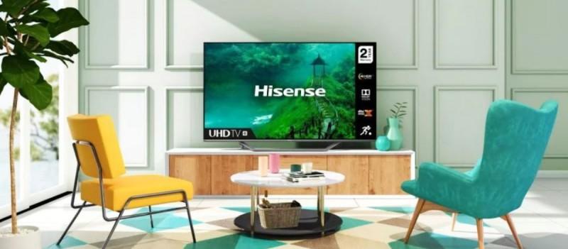 Hisense 43AЕ7400F