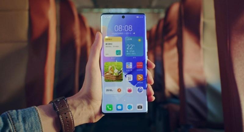 Huawei Nova 9 дисплей