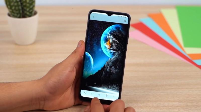 Galaxy F42 5G дисплей